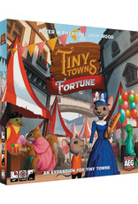 Alderac Entertainment Group Tiny Towns: Fortune