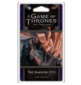 Fantasy Flight Games GoT LCG The Shadow City