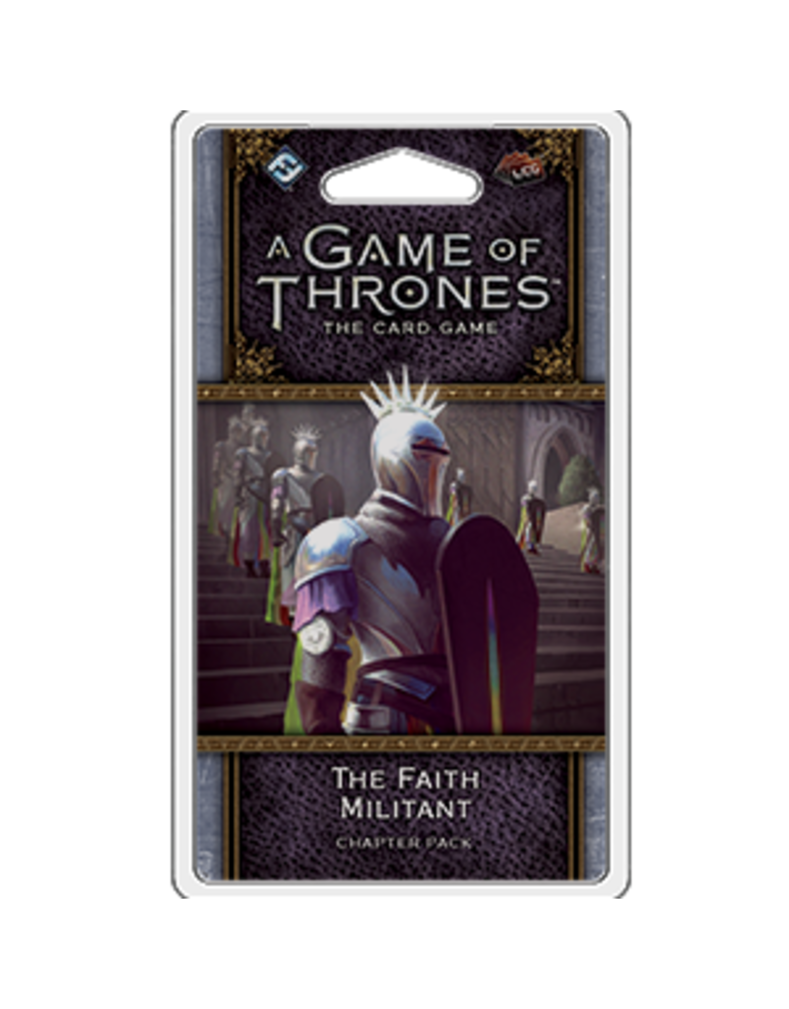 Fantasy Flight Games Game of Thrones LCG: Faith Militant (Expansion)