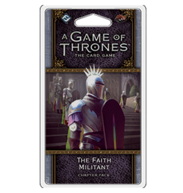 Fantasy Flight Games GoT LCG Faith Militant