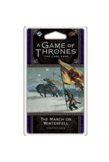 Fantasy Flight Games Game of Thrones LCG: The March on Winterfell (Expansion)