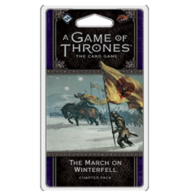 Fantasy Flight Games GoT LCG The March on Winterfell