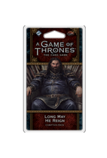 Fantasy Flight Games Game of Thrones LCG: Long May He Reign (Expansion)