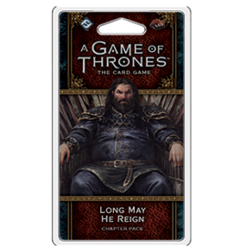 Fantasy Flight Games GoT LCG Long May He Reign