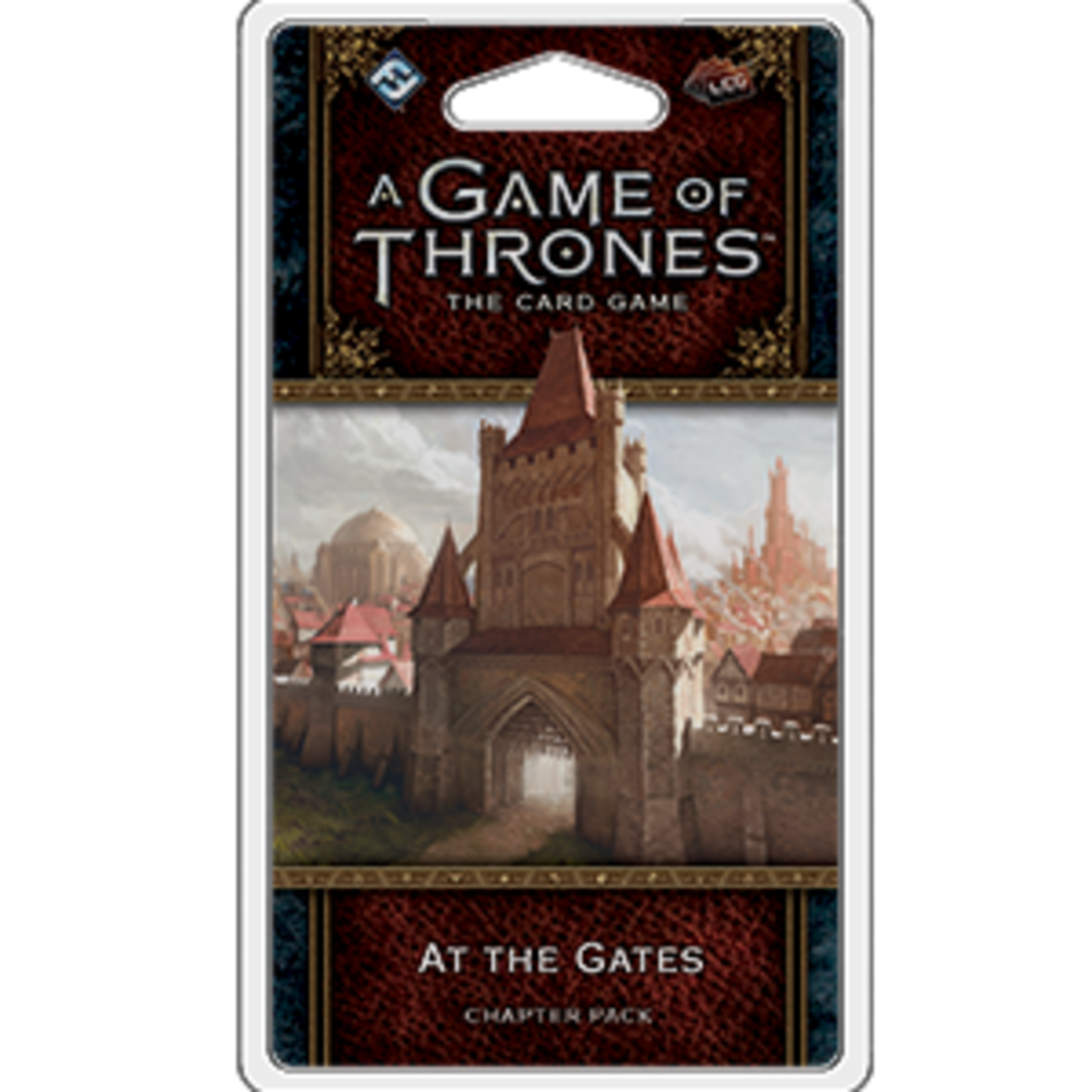 Fantasy Flight Games Game of Thrones LCG: At the Gates (Expansion)
