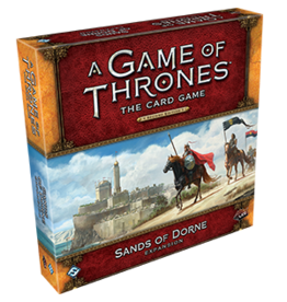 Fantasy Flight Games GoT LCG Sands of Dorne