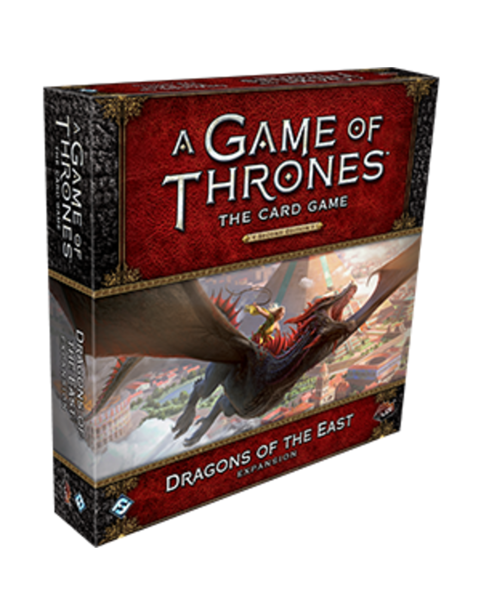Fantasy Flight Games Game of Thrones LCG: Dragons of the East (Expansion)