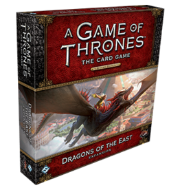 Fantasy Flight Games GoT LCG Dragons of the East