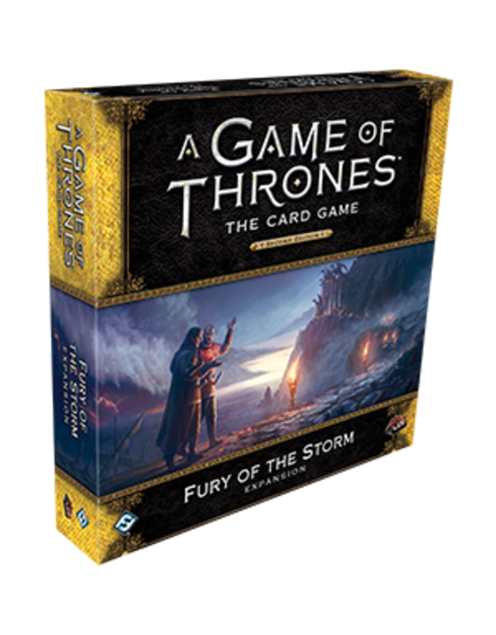 Fantasy Flight Games Game of Thrones LCG: Fury of the Storm (Expansion)