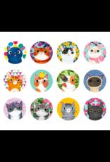 Mudpuppy Mini Memory: Cat's Meow