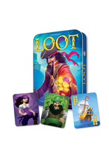 Gamewright Loot: Deluxe Tin