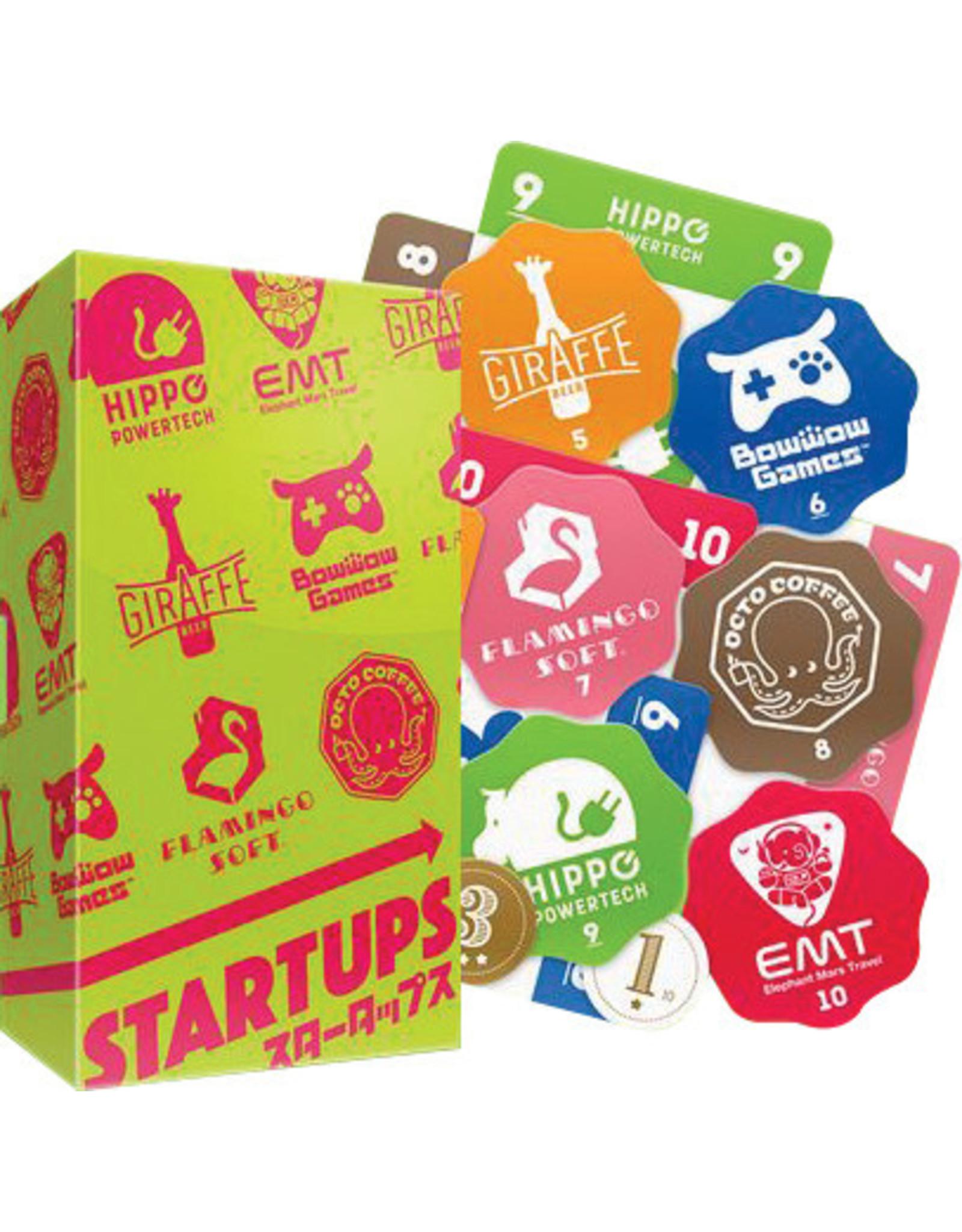 Oink Games Startups