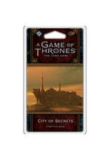 Game of Thrones LCG: City of Secrets (Expansion)