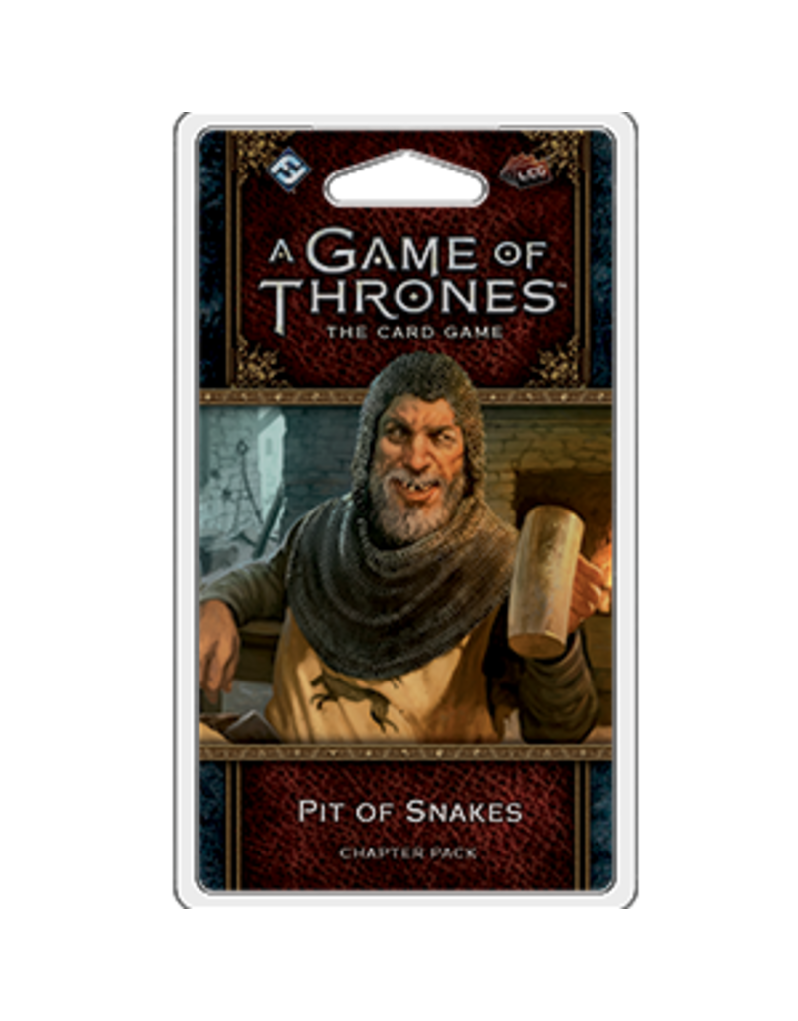 Fantasy Flight Games Game of Thrones LCG: Pit of Snakes (Expansion)