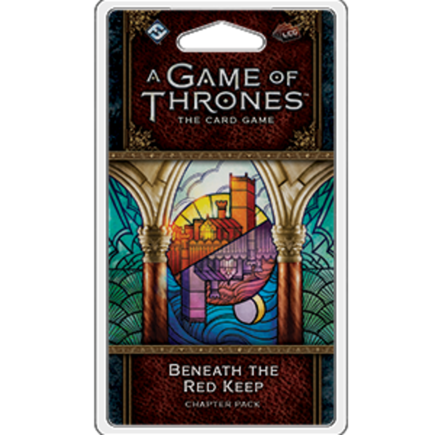 Fantasy Flight Games Game of Thrones LCG: Beneath the Red Keep (Expansion)