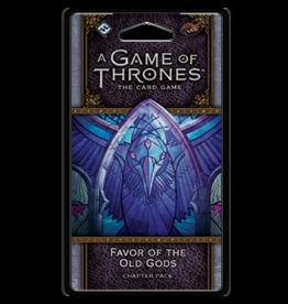 Fantasy Flight Games GoT LCG Favor of the Old Gods