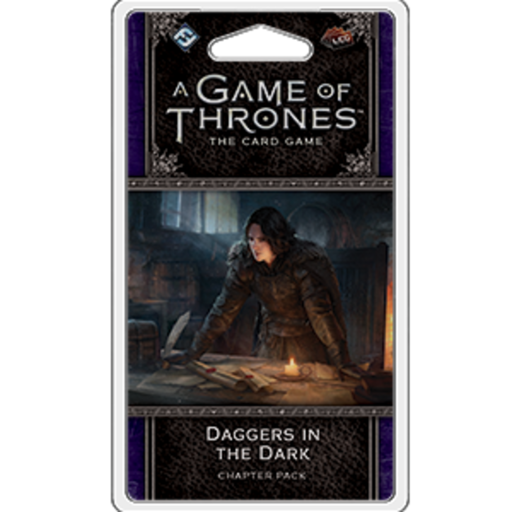 Fantasy Flight Games Game of Thrones LCG: Daggers in the Dark (Expansion)