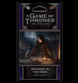Fantasy Flight Games GoT LCG Daggers in the Dark