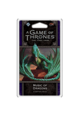 Fantasy Flight Games Game of Thrones LCG: Music of Dragons (Expansion)