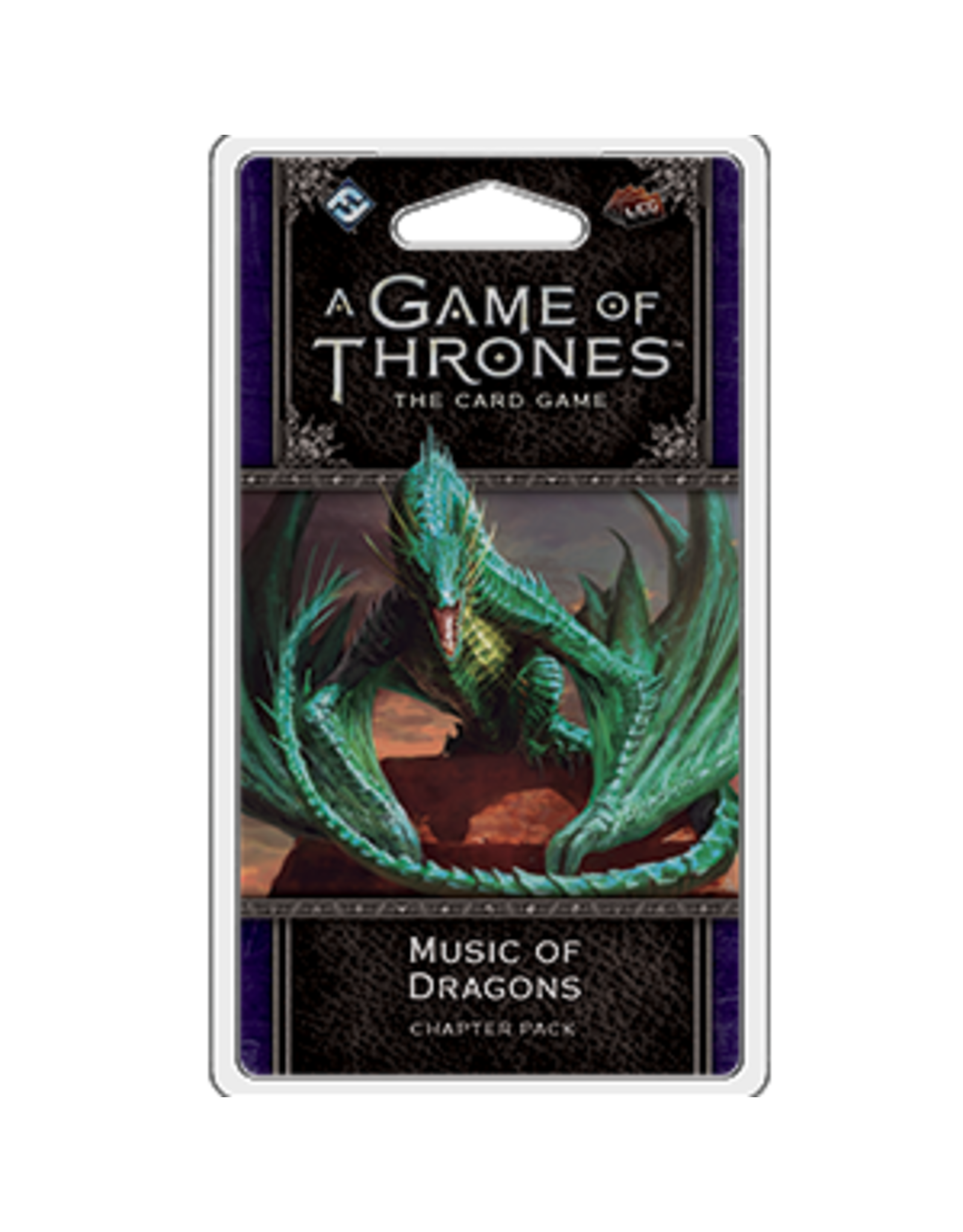 Game of Thrones LCG: Music of Dragons (Expansion)