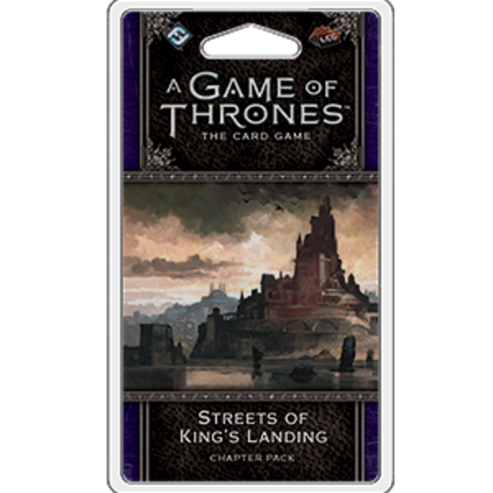 Fantasy Flight Games Game of Thrones LCG: Streets of King's Landing (Expansion)