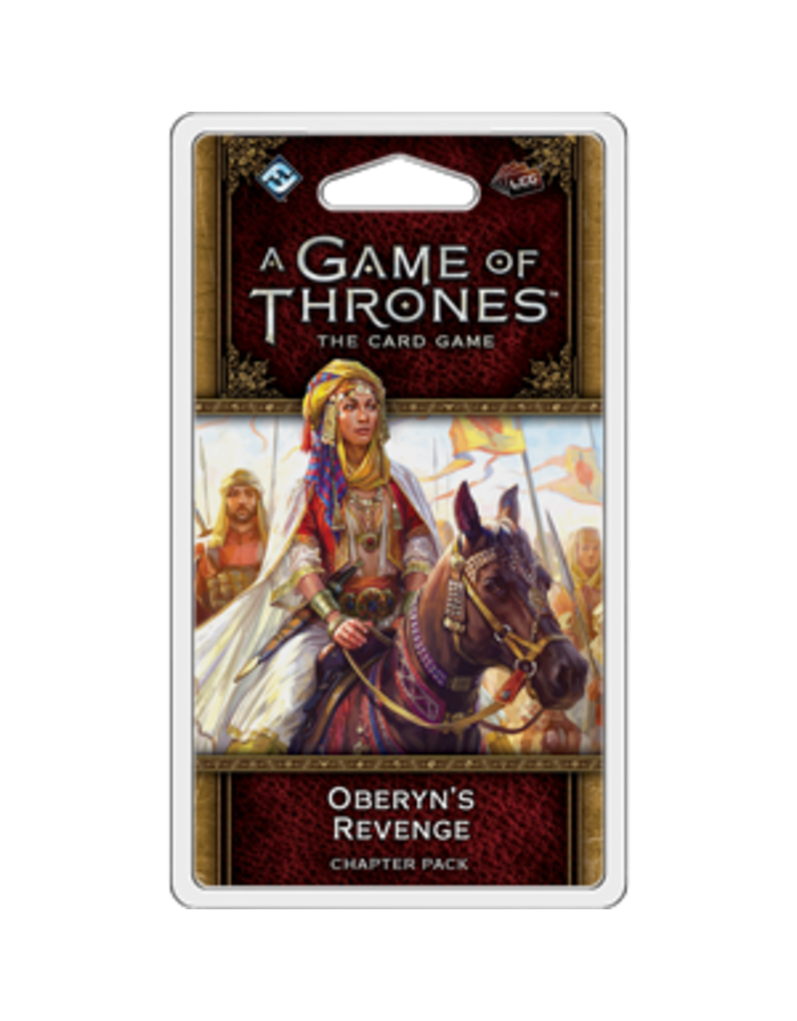 Fantasy Flight Games Game of Thrones LCG: Oberyn's Revenge (Expansion)
