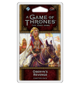 Fantasy Flight Games GoT LCG Oberyn's Revenge