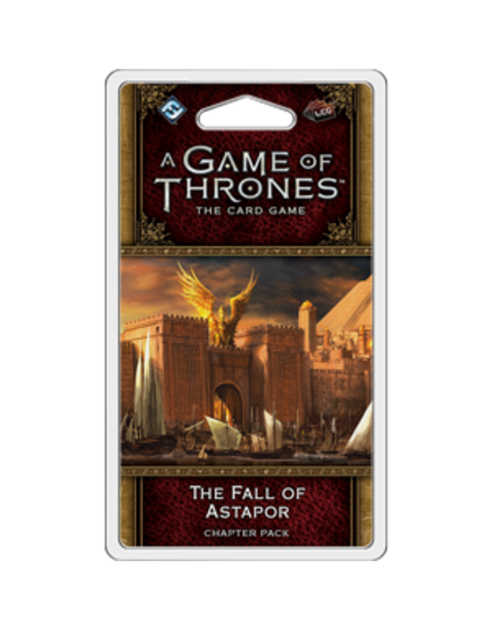 Fantasy Flight Games Game of Thrones LCG: The Fall of Astapor (Expansion)