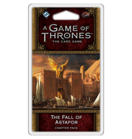 Fantasy Flight Games GoT LCG The Fall of Astapor