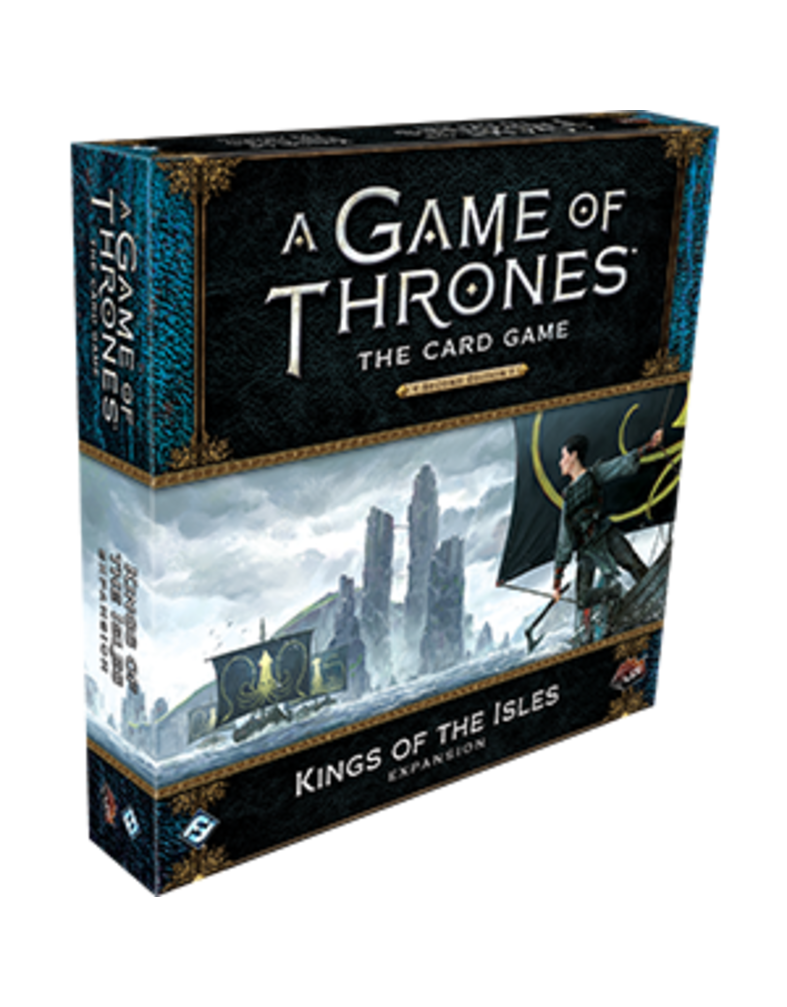 Fantasy Flight Games Game of Thrones LCG: King of the Isles (Expansion)