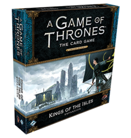 Fantasy Flight Games GoT LCG King of the Isles