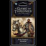 Fantasy Flight Games GoT LCG For Family Honor