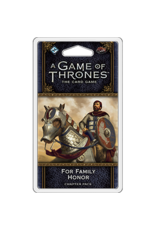 Fantasy Flight Games Game of Thrones LCG: For Family Honor (Expansion)