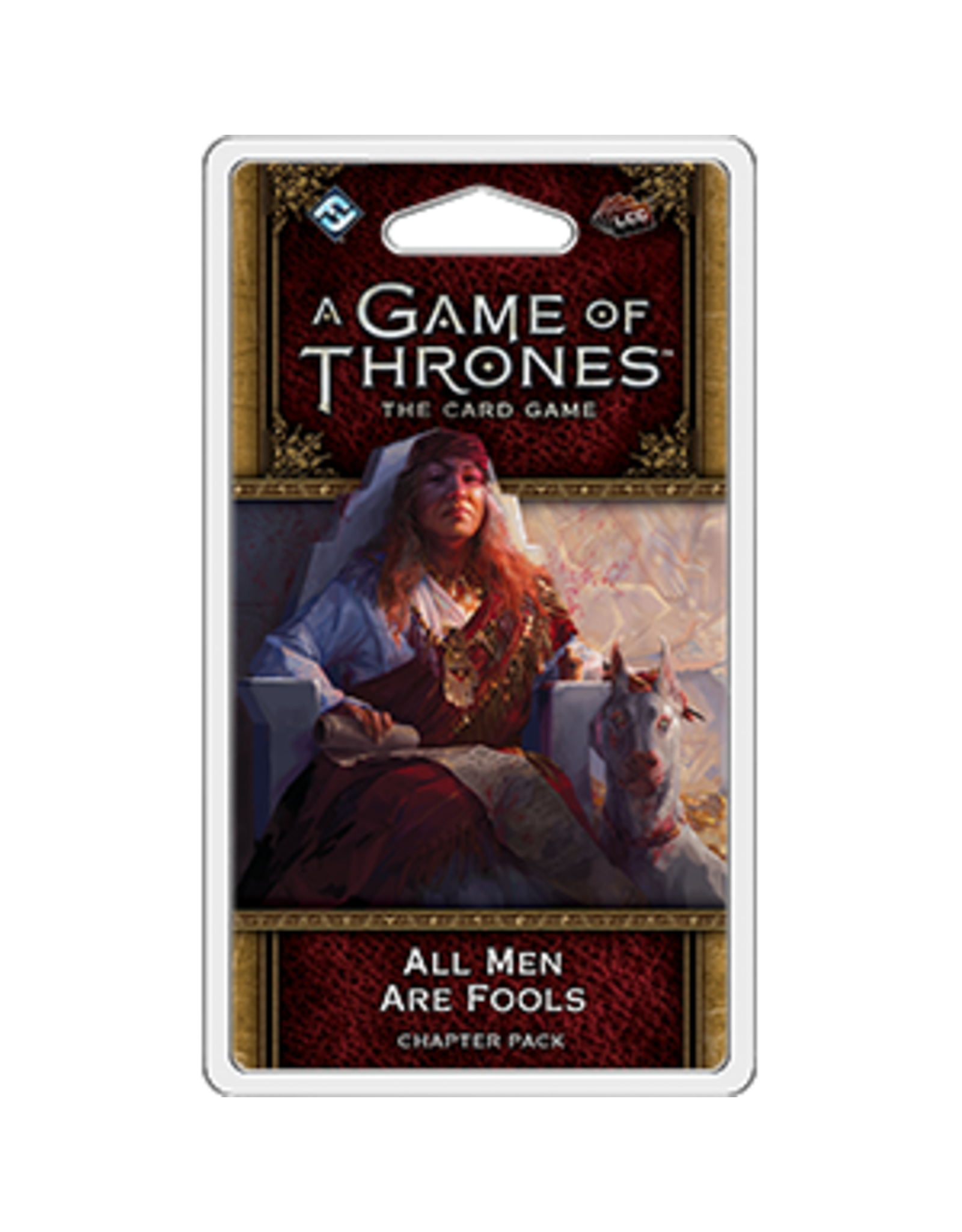 Fantasy Flight Games Game of Thrones LCG: All Men Are Fools (Expansion)