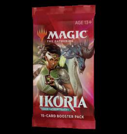 Magic: The Gathering MTG Ikoria Draft Booster Pack