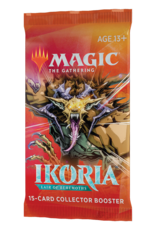 Magic: The Gathering Magic: The Gathering - Ikoria: Lair of Behemoths - Collector Booster Pack