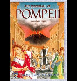 Amigo Games The Downfall of Pompeii