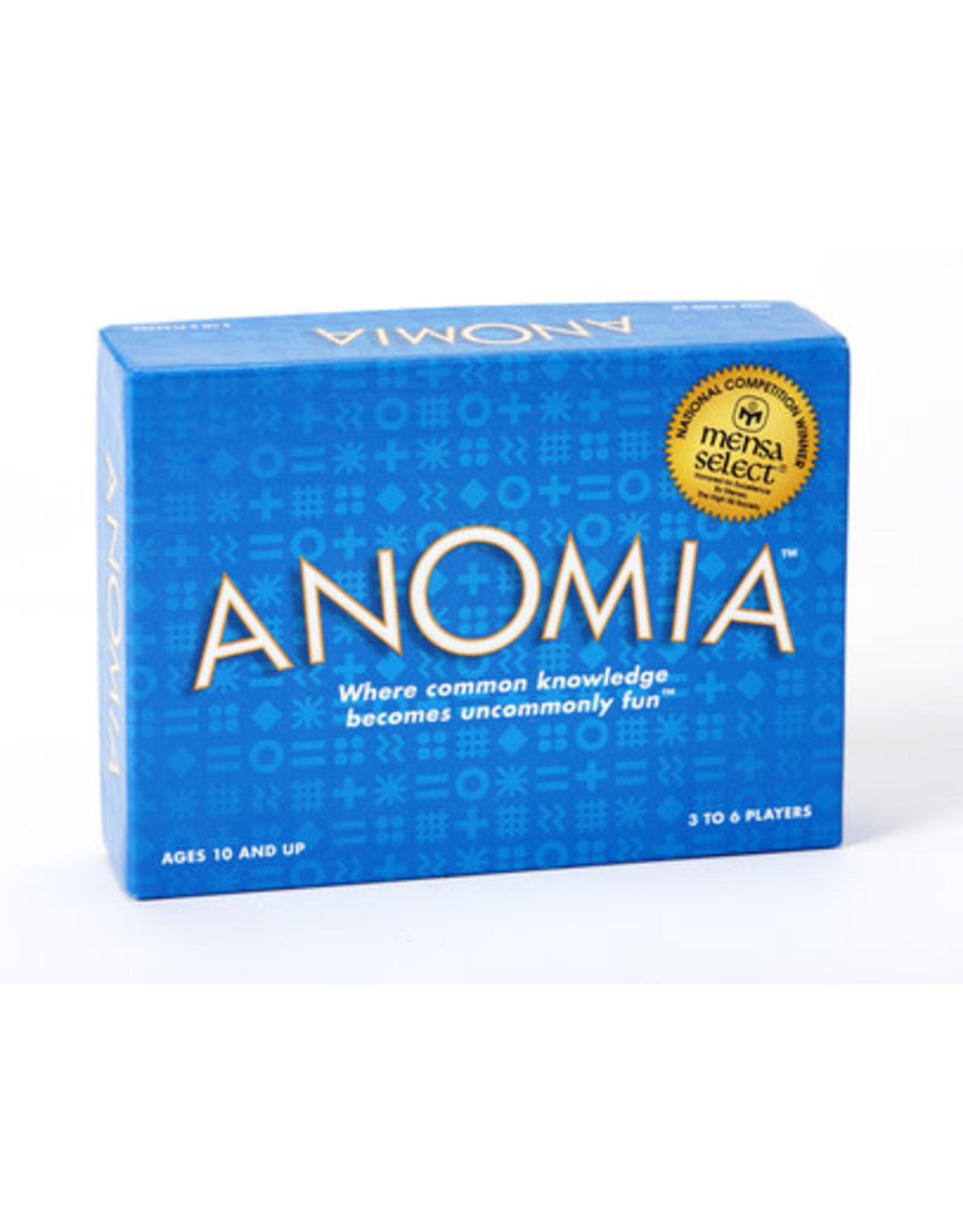 Anomia Press Anomia