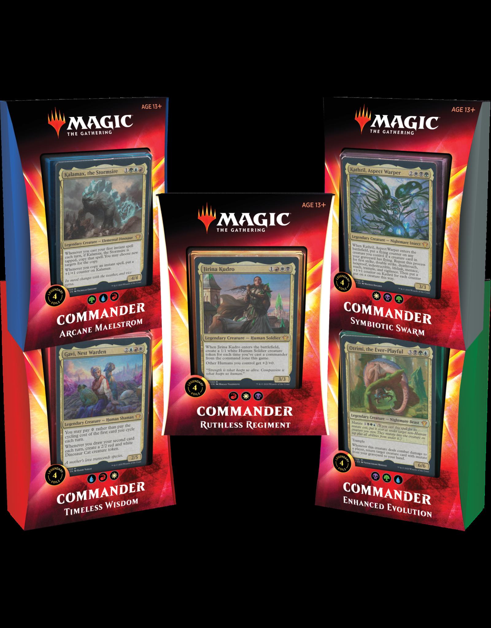 Magic: The Gathering Magic: The Gathering - Ikoria: Lair of Behemoths - Commander Decks