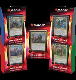 Magic: The Gathering MTG Commander 2020 Ikoria Decks