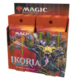 Magic: The Gathering [Japanese] MTG IKO Collector Booster Box