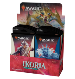 Magic: The Gathering MTG IKO Theme Booster