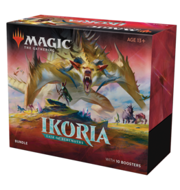 Magic: The Gathering MTG IKO Bundle