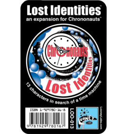 Looney Labs Chrononauts: Lost Identities (EXPANSION)
