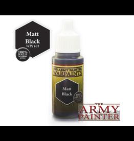 The Army Painter Paint: Warpaints Matt Black