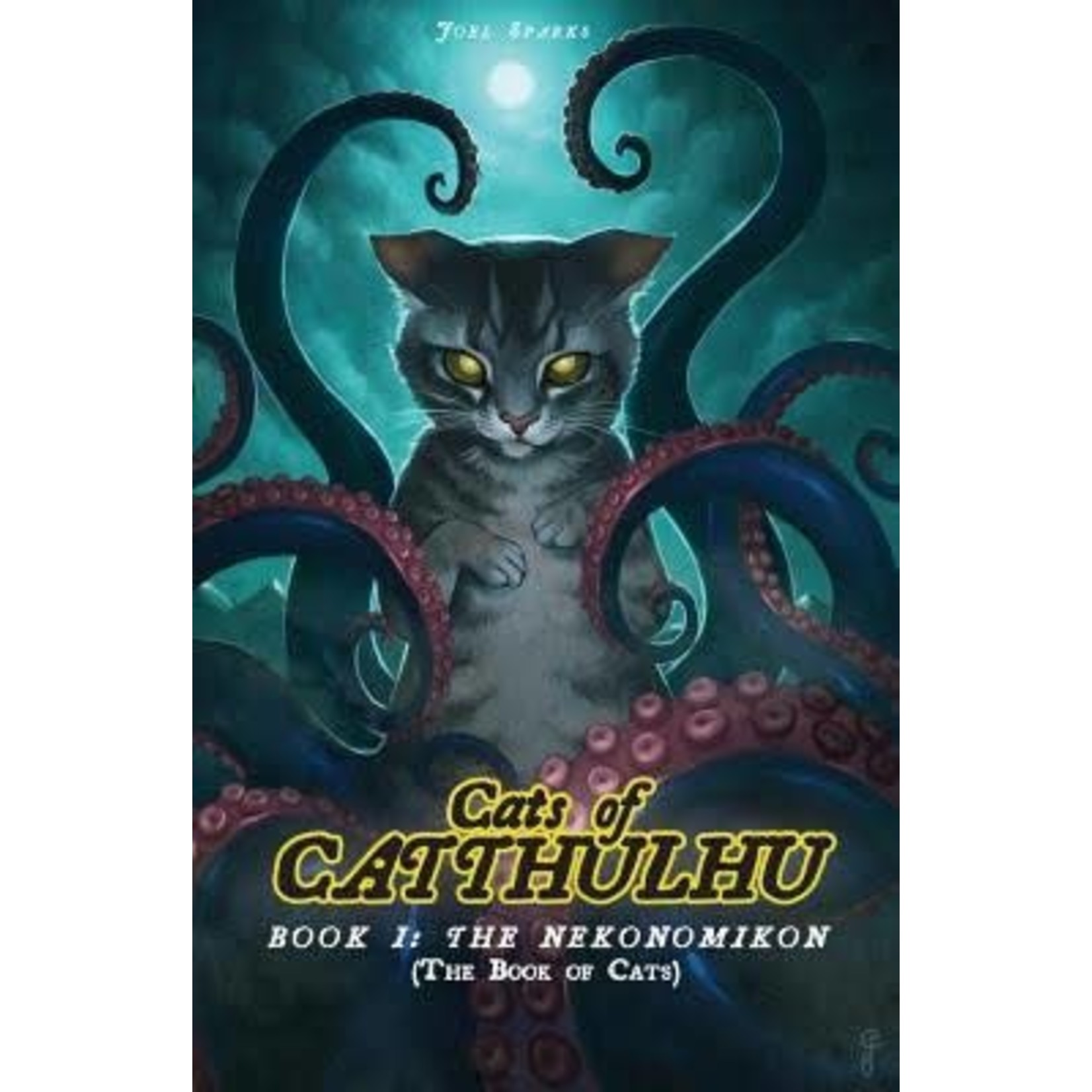 Joel Sparks Cats of Catthulhu