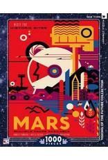 New York Puzzle Company Visit Mars 1000p