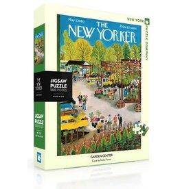 New York Puzzle Company Garden Center 500p