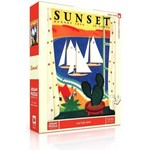 New York Puzzle Company Succulent View - 1000 Piece Jigsaw Puzzle