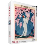 New York Puzzle Company Cherry Blossoms - 1000 Piece Jigsaw Puzzle
